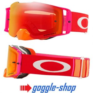 Oakley Front Line Pinned Race Orange Red Prizm Torch