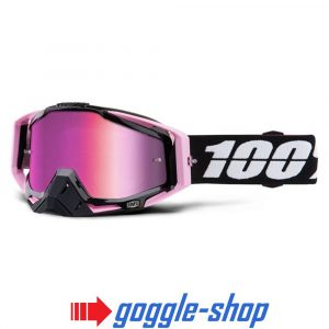 100% PERCENT RACECRAFT MX MOTOCROSS GOGGLES - FLOYD