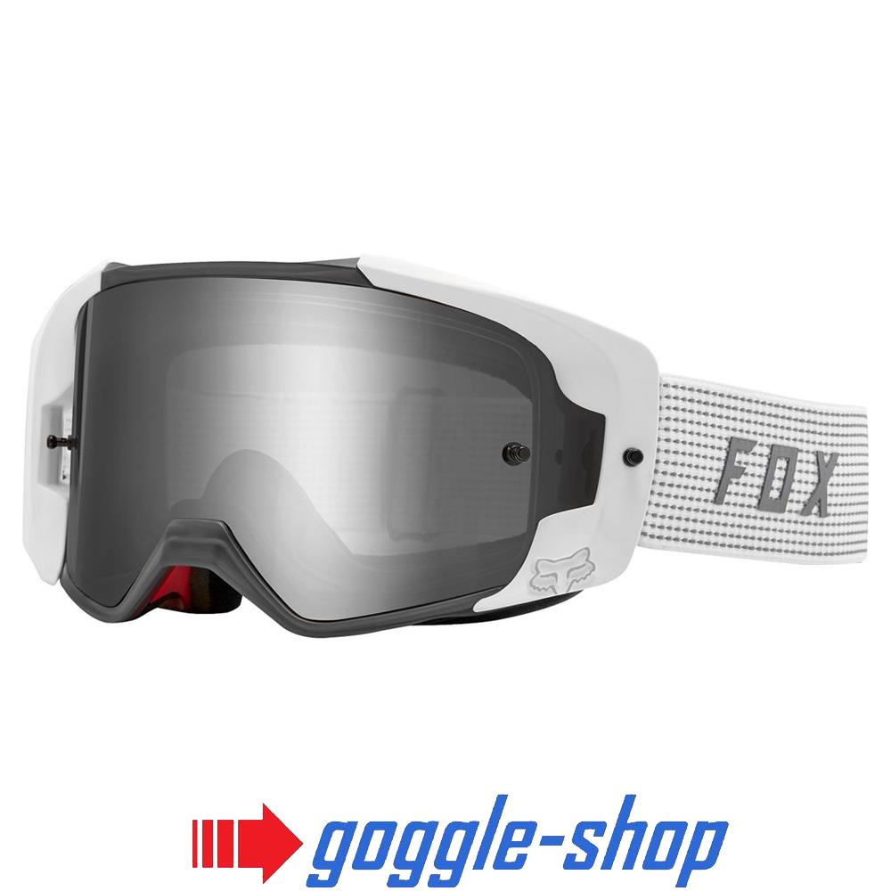 Fox Vue Motocross Mx Bike Goggles Mtb White Goggle Shop