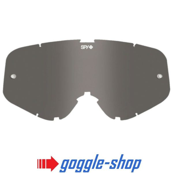 SPY WOOT MOTOCROSS MX GOGGLE GENUINE REPLACEMENT SMOKE TINT LENS
