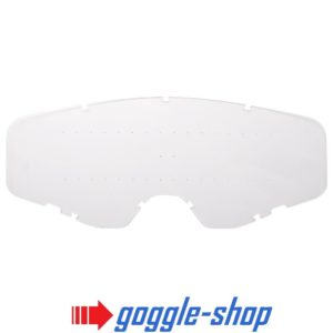 SPY FOUNDATION MOTOCROSS MX GOGGLE GENUINE REPLACEMENT CVS ROLL-OFF CLEAR LENS