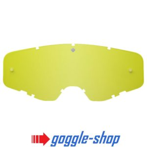 SPY FOUNDATION MOTOCROSS MX GOGGLE GENUINE REPLACEMENT YELLOW TINT LENS
