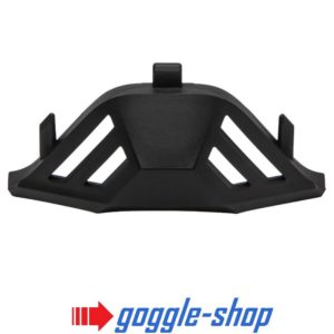 SPY FOUNDATION MOTOCROSS MX GOGGLE REPLACEMENT BLACK NOSE GUARD