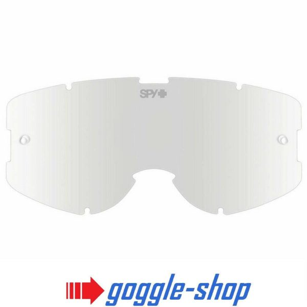 SPY BREAKAWAY MOTOCROSS MX GOGGLE GENUINE REPLACEMENT CLEAR LENS