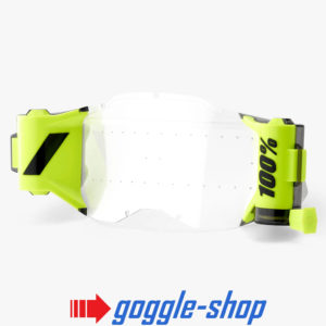 100% FORECAST ROLL-OFF SYSTEM TO FIT STRATA / ACCURI / RACECRAFT 2.0 GOGGLES